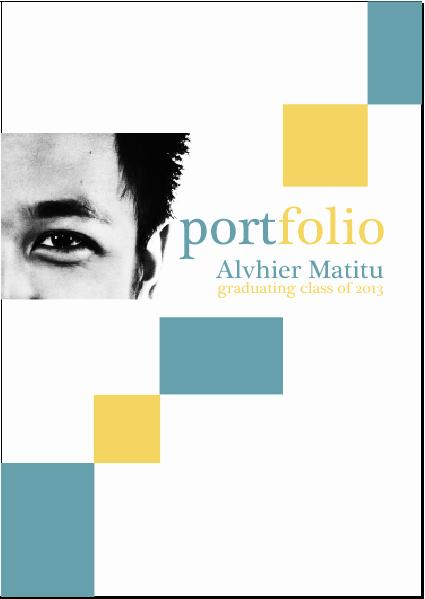 Portfolio Cover Page Template Fresh Portfolio Cover Page Template Free Download Aashe