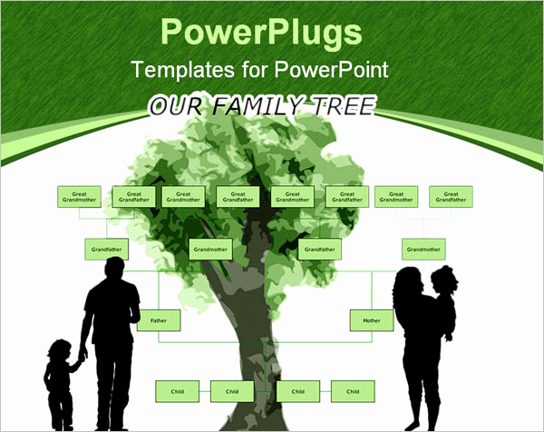Powerpoint Family Tree Template Best Of 7 Powerpoint Family Tree Templates