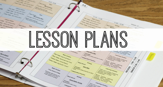 Pre K Lesson Plan Templates Best Of Printable Lesson Plans for Preschool Pre K and Kindergarten