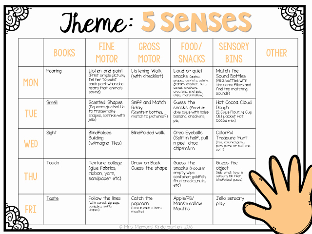Prek Lesson Plan Templates Unique We Watched Happy Feet Over the Weekend so Naturally