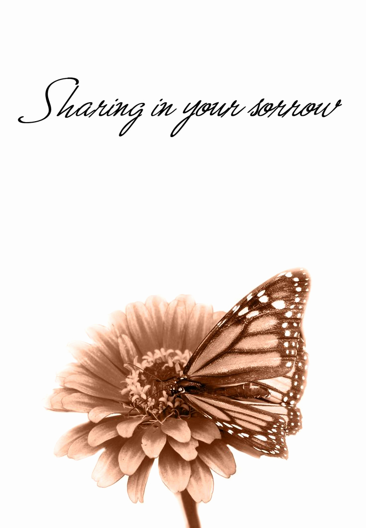 Print Out Sympathy Card Awesome 32 Best Sympathy Cards Images On Pinterest