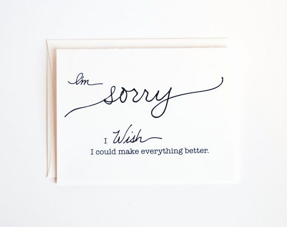 Print Out Sympathy Card Fresh 14 Best Sympathy Cards that Don T Suck Images On Pinterest