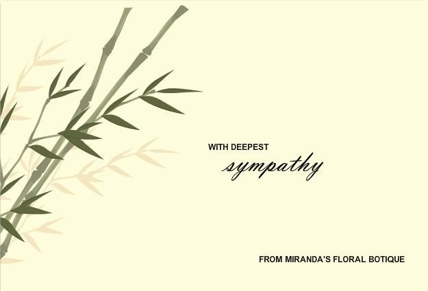 Print Out Sympathy Card Fresh Sympathy Cards Business Sympathy Cards