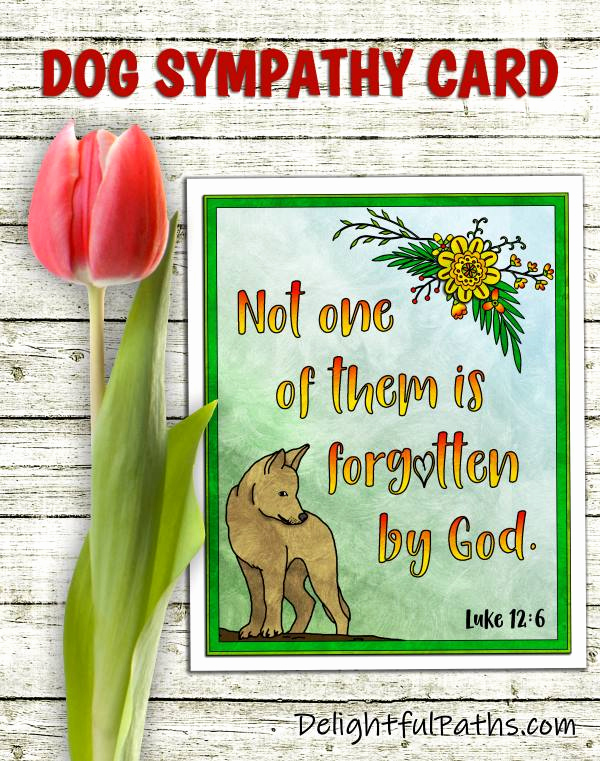 Print Out Sympathy Cards Awesome Printable Pet Sympathy Cards Delightful Paths