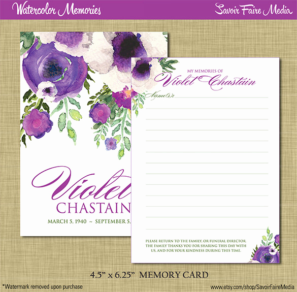 Print Out Sympathy Cards Beautiful Funeral Obituary Template 25 Free Word Excel Pdf Psd