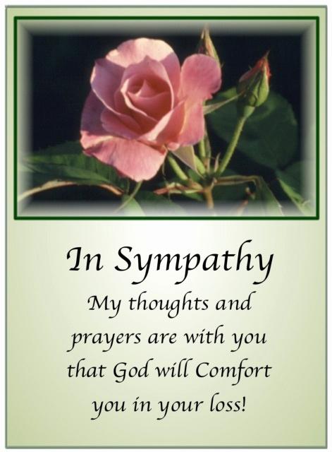 Print Out Sympathy Cards Elegant Sympathy Cards