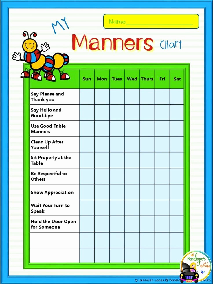 Printable Behavior Charts for Home Best Of 25 Best Ideas About Behavior Charts for Home On Pinterest