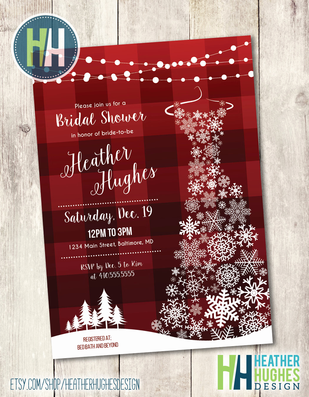 Printable Bridal Shower Invitations Awesome Winter Bridal Shower Invite Snowflake Printable Invitation