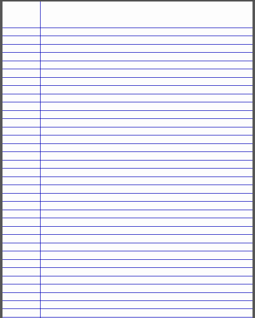 Printable College Ruled Paper Best Of Best S Of College Ruled Paper Template Word College