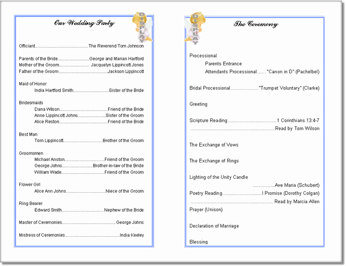 Printable event Program Template Lovely 7 Best Of Free Printable Retirement Party Program