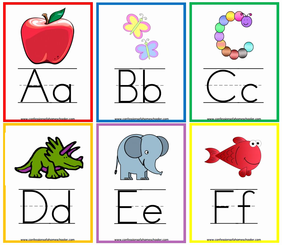 Printable Flash Card Maker Awesome 11 Sets Of Free Printable Alphabet Flashcards