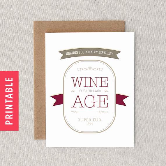 Printable Funny Birthday Cards Elegant Funny Printable Customizable Birthday Card Print at by