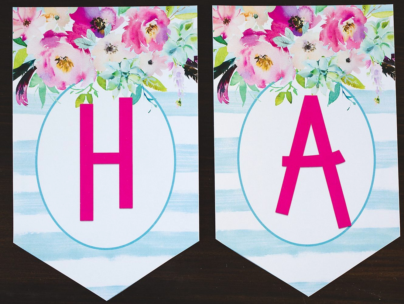 Printable Happy Birthday Banners Awesome Free Printable Birthday Banner Six Clever Sisters