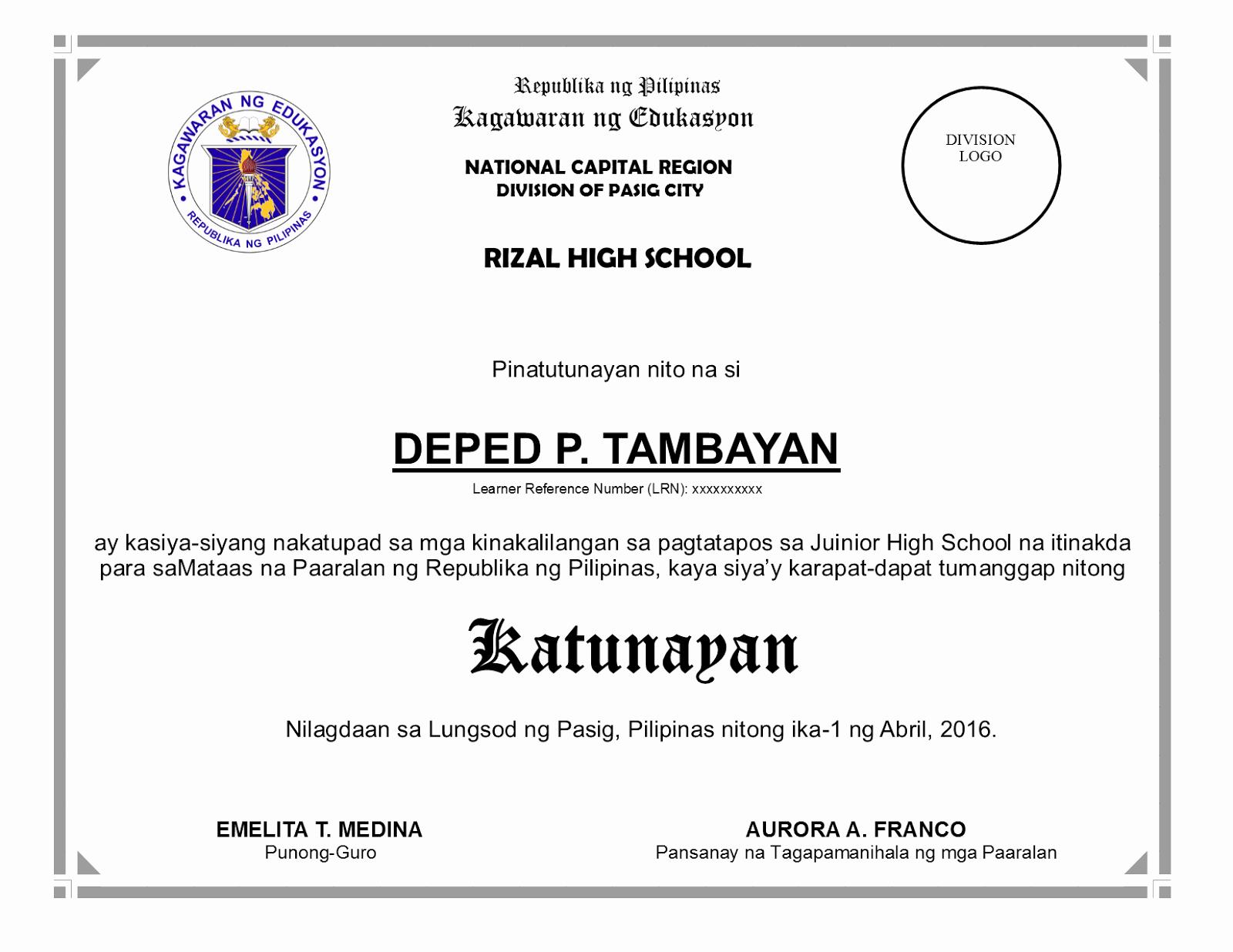 Printable High School Diploma Best Of 50 Free High School Diploma Template Printable