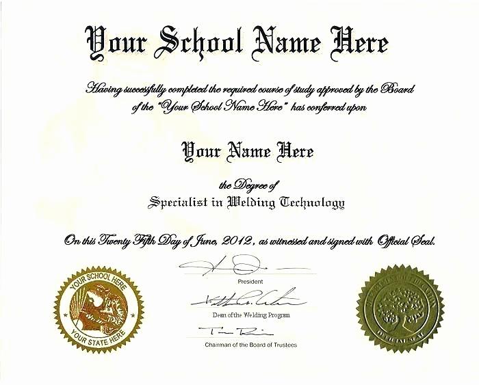 Printable High School Diploma Fresh Blank High School Diploma – Sevnet