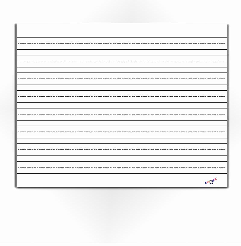 Printable Kindergarten Writing Paper Elegant Lined Paper for Kids Blank Lined Paper Preschool