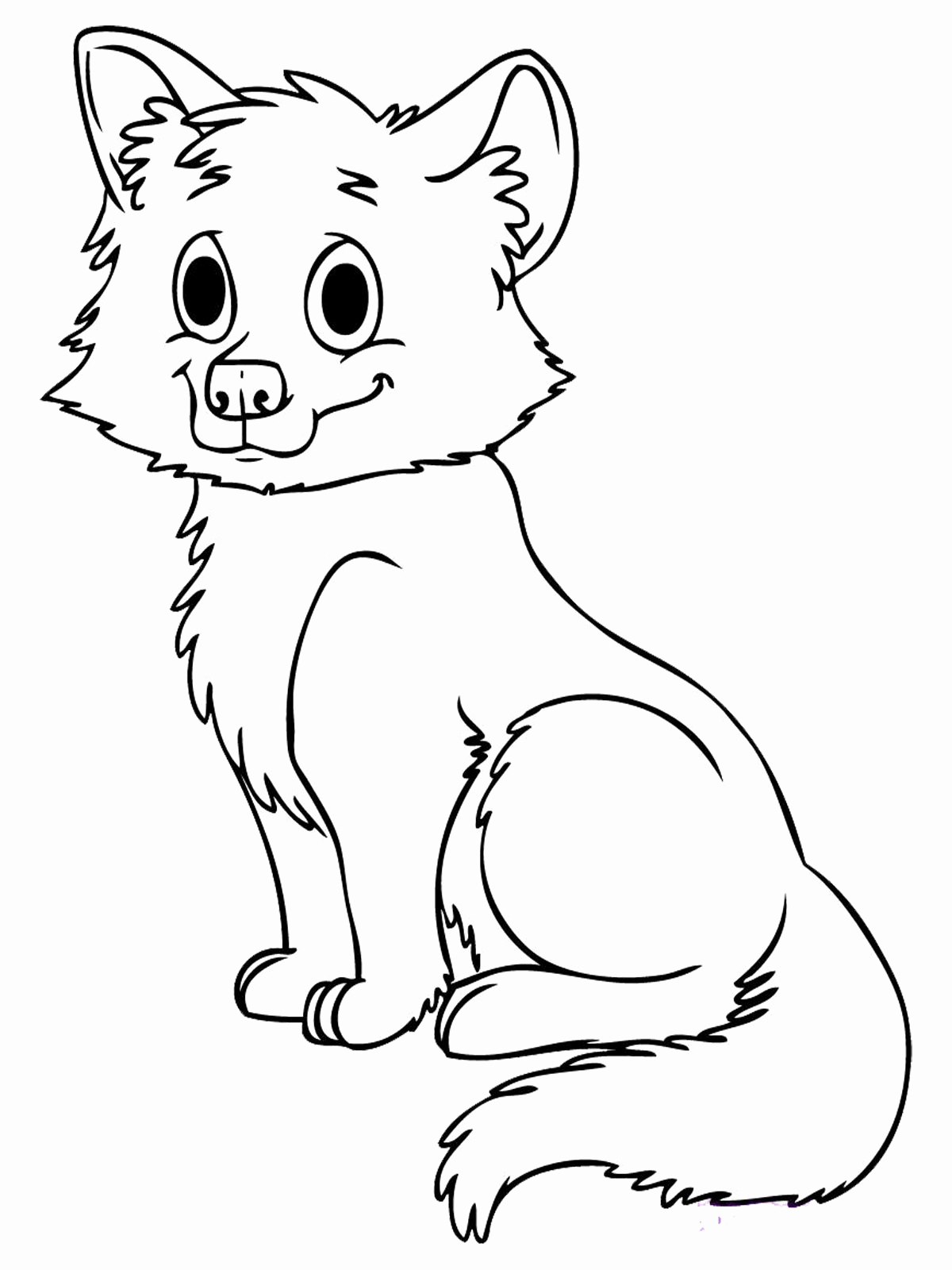 Printable Pictures Of Animals Awesome Baby Animal Coloring Pages