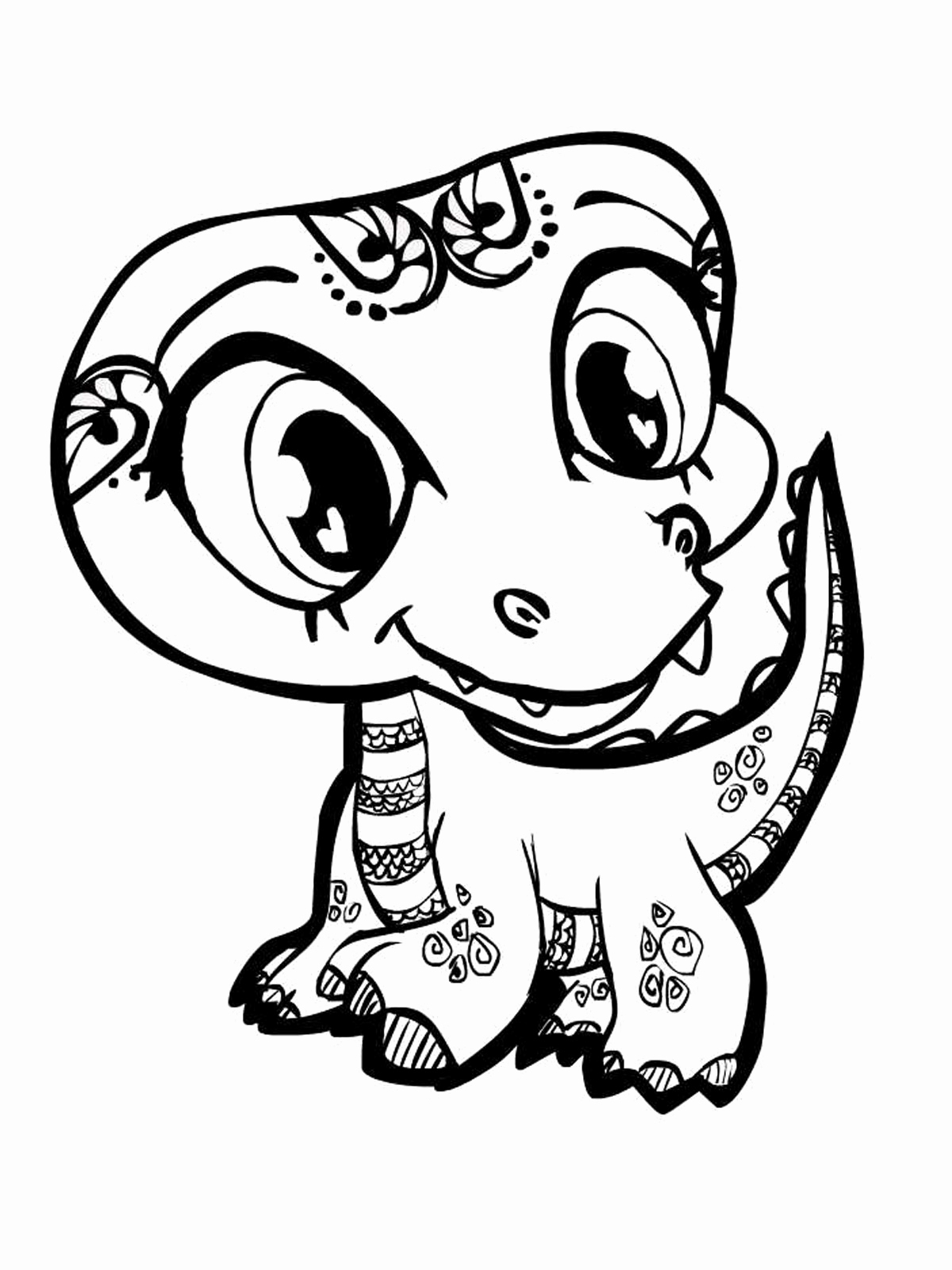 Printable Pictures Of Animals Beautiful Animal Coloring Pages for Adults Bestofcoloring