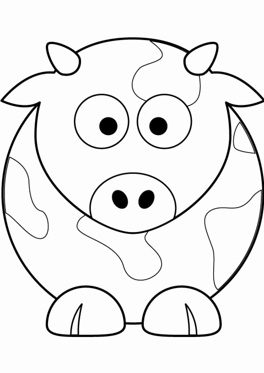 Printable Pictures Of Animals Best Of Cute Printable Coloring Pages Animals Coloring Home