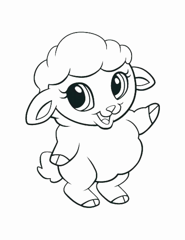 Printable Pictures Of Animals New Cute Animal Coloring Pages Best Coloring Pages for Kids