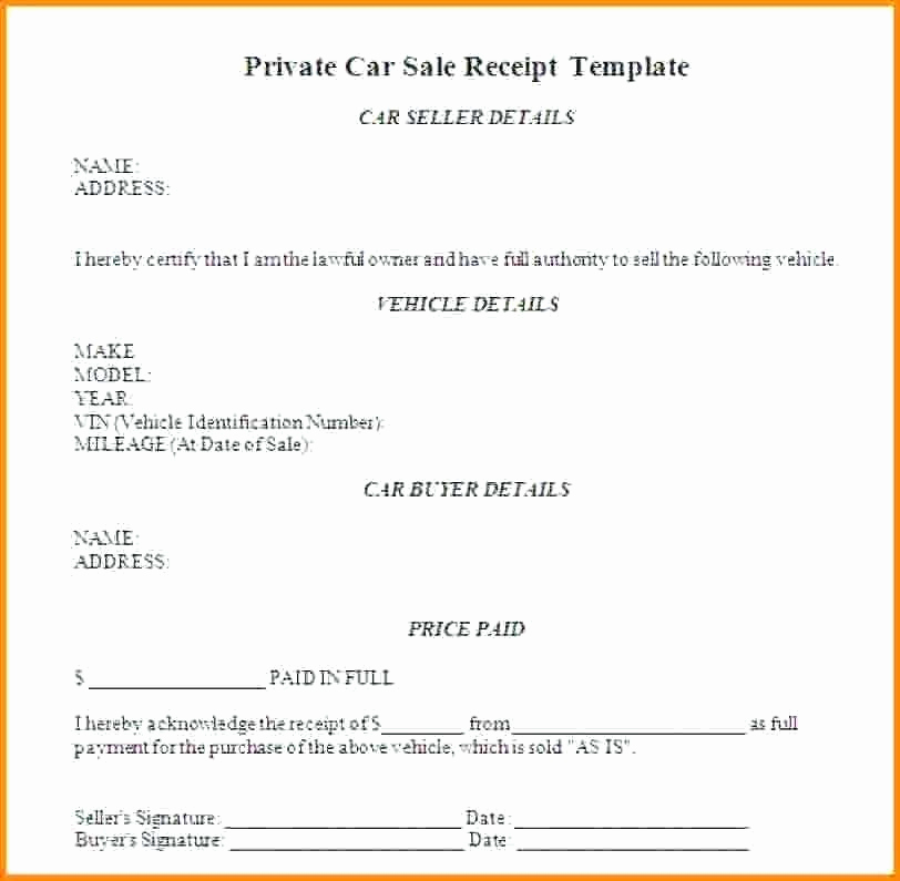 Private Car Sale Contract Payments Lovely Private Car Sale Installment Agreement Elegant Generous