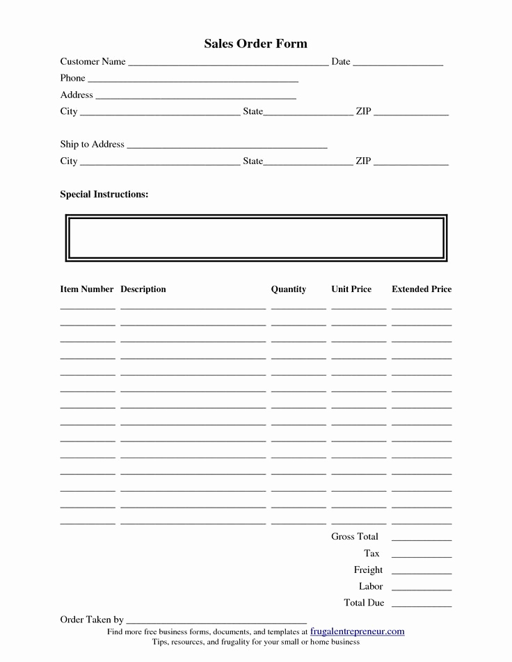 Product order form Template Awesome 40 Best Images About order form On Pinterest