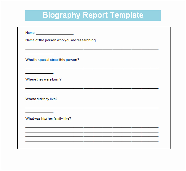 Professional Bio Template Word Lovely Professional Bio Template