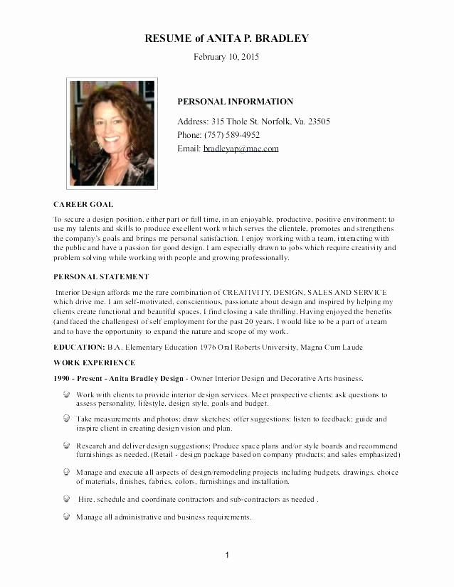 Professional Bio Template Word New 12 13 Personal Bio Samples
