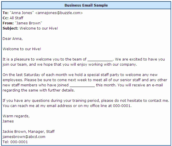 Professional E Mail Template Best Of Professional Email format Slim Image
