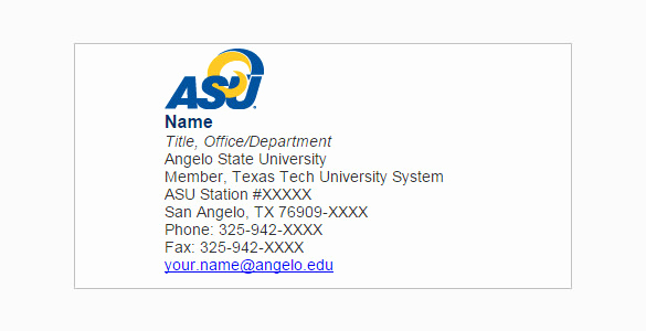 Professional Email Signature Student Lovely 5 College Student Email Signatures Free Download