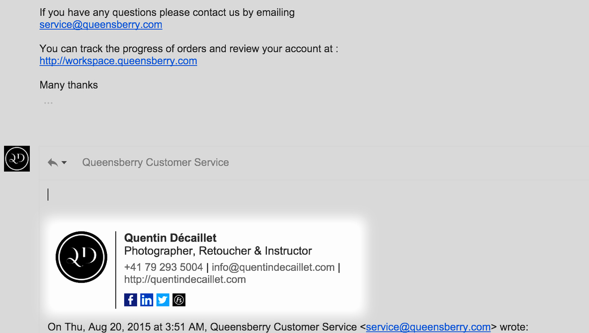 Professional Email Signature Student New Create A Professional Looking Email Signature with