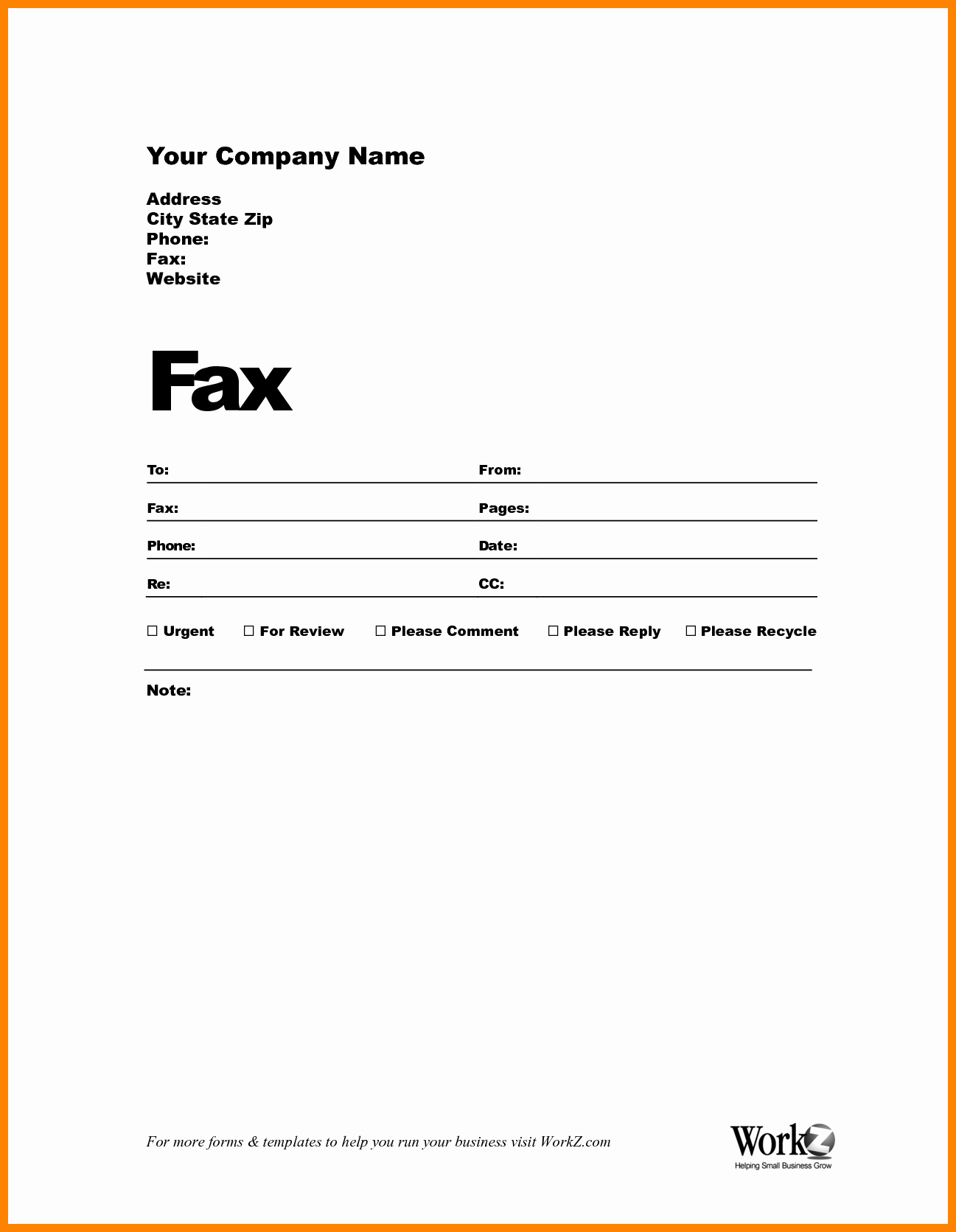 Professional Fax Cover Sheet Awesome 8 Medical Fax Cover Sheet Templates