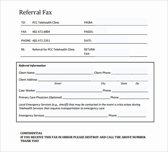 Professional Fax Cover Sheet Best Of Sample Professional Fax Cover Sheet 10 Examples format