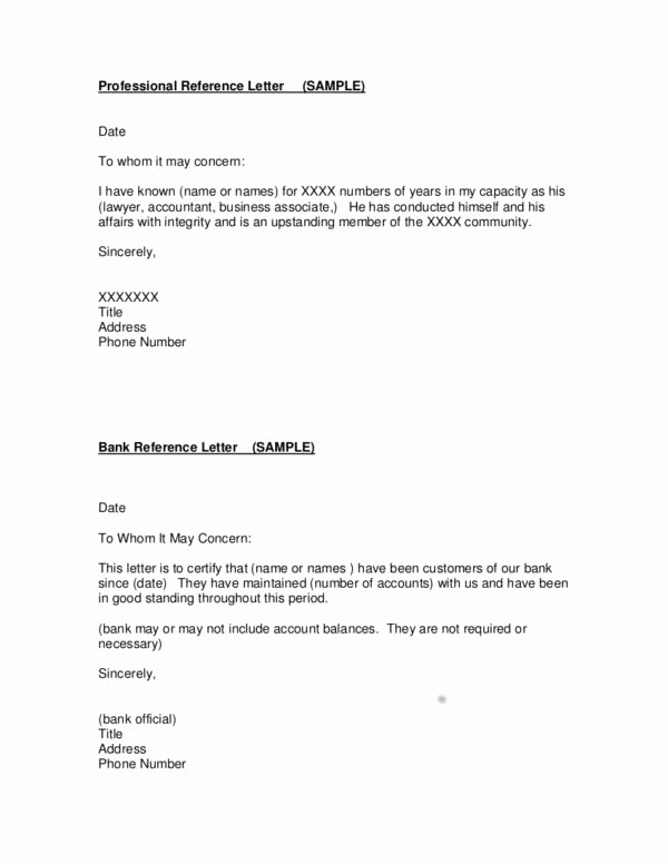 Professional Reference Letter Template Best Of How to Write A Captivating Re Mendation Letter for