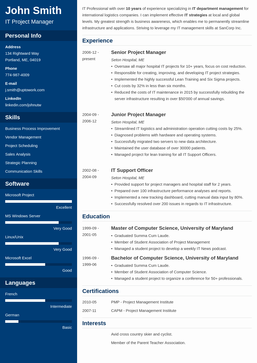 Professional Resume Template Free Beautiful 20 Resume Templates [download] Create Your Resume In 5