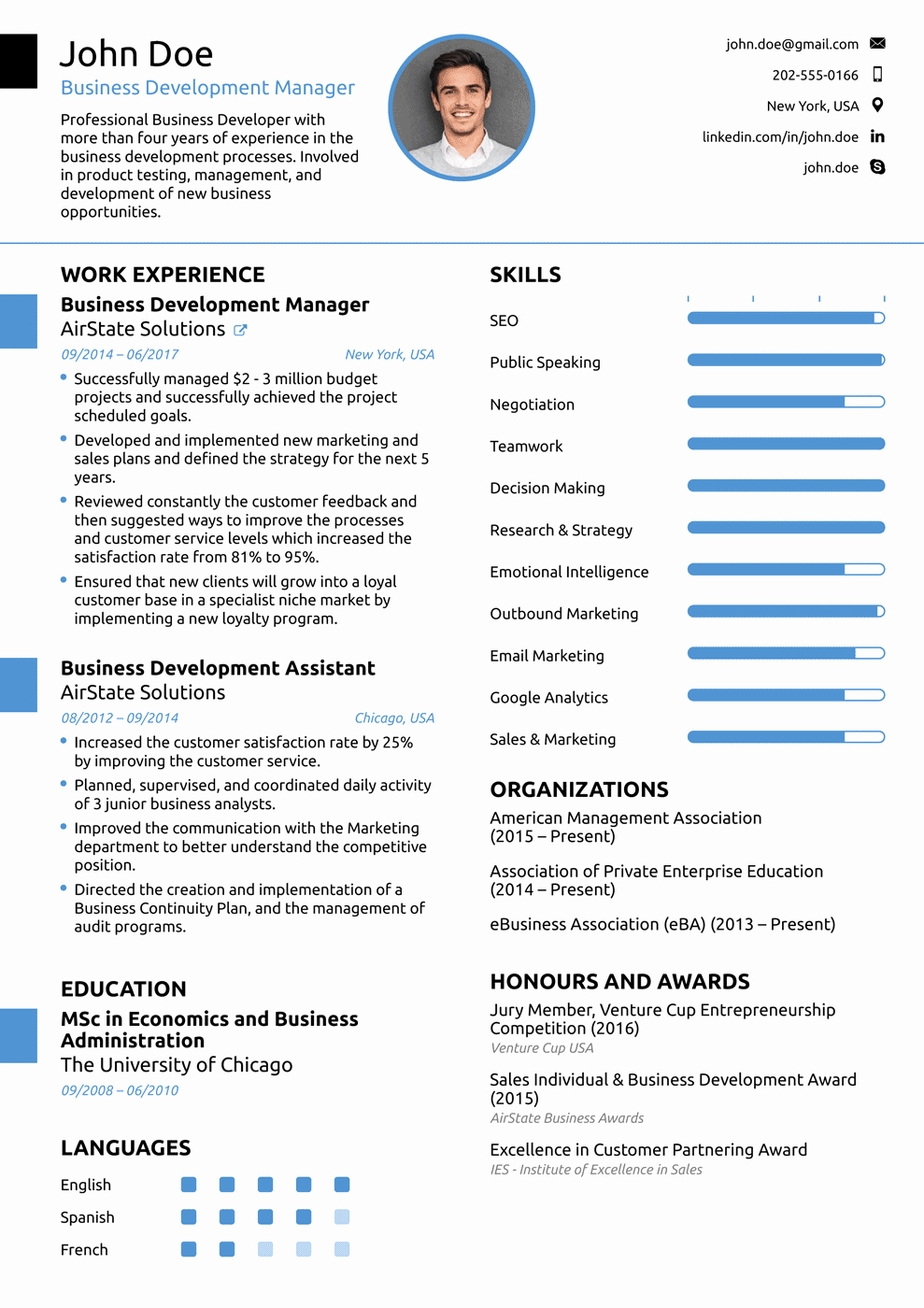 Professional Resume Template Free Best Of 2018 Professional Resume Templates as they Should Be [8 ]