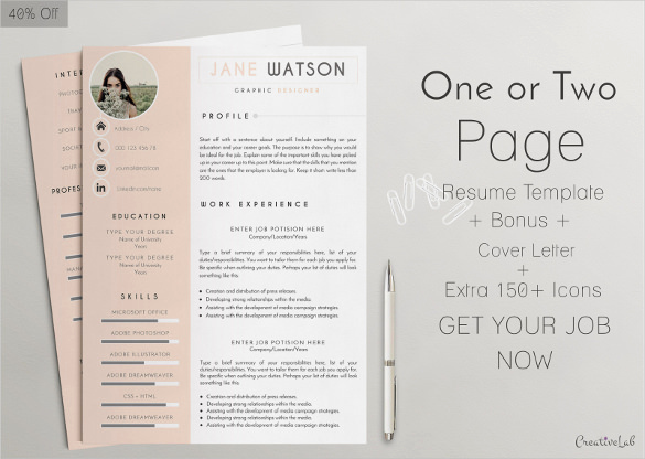 Professional Resume Template Word New 26 Word Professional Resume Template Free Download