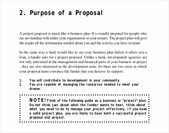 Project Proposal Sample for Students Elegant 47 Project Proposal Templates Doc Pdf