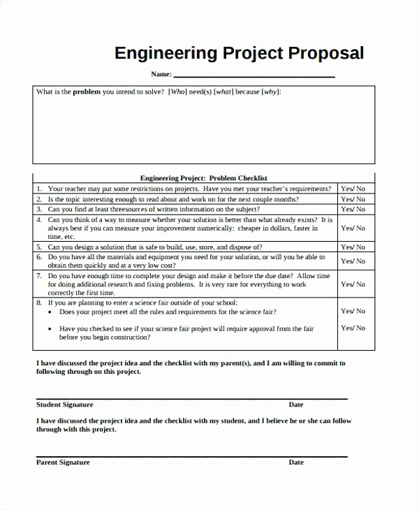 Project Proposal Sample for Students Inspirational 15 Student Project Proposal Sample