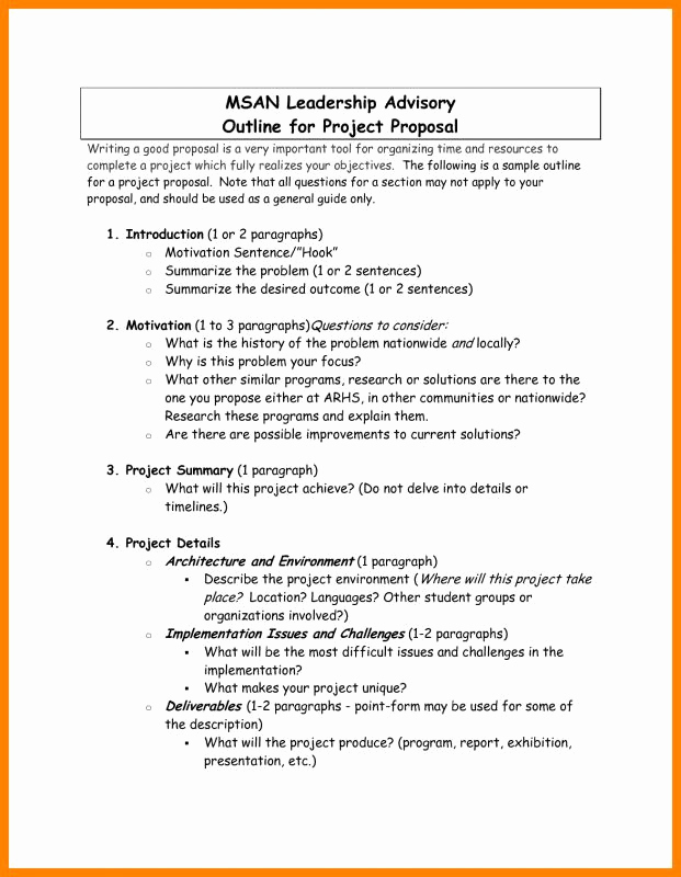 Project Proposal Sample for Students Lovely 15 Student Project Proposal Sample