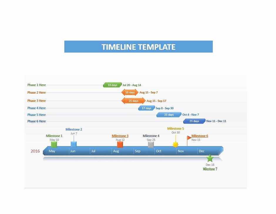 Project Timeline Template Word Best Of 30 Timeline Templates Excel Power Point Word