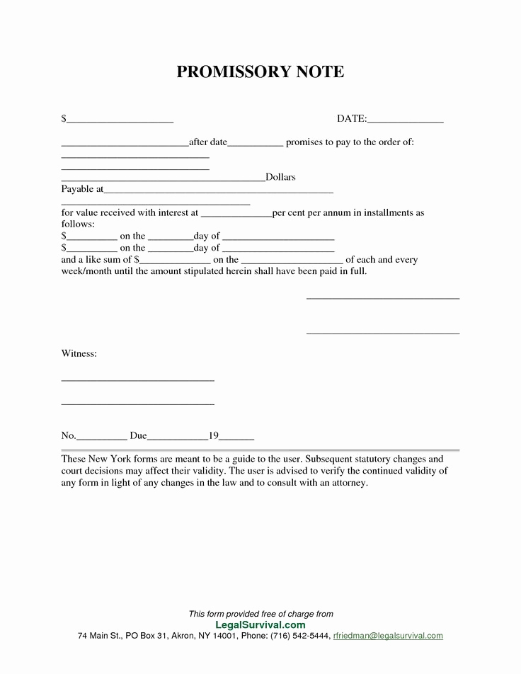 Promissory Note Templates Word New Best 25 Promissory Note Ideas On Pinterest