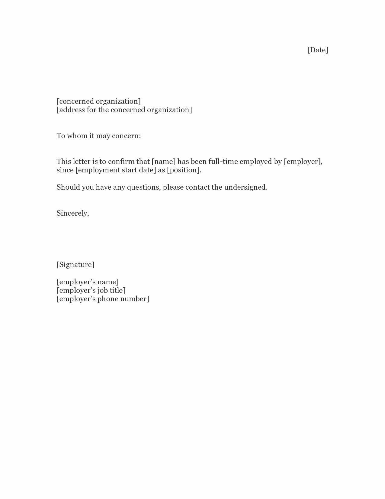 Proof Of Work Letter Best Of Best S Of Proof Unemployment Letter Sample Proof