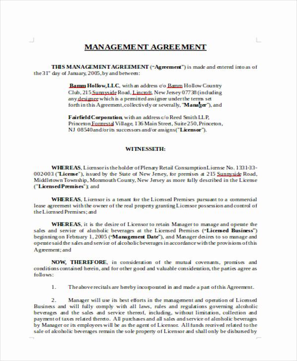 Property Management Agreement Pdf Fresh Property Management Agreement Pdf