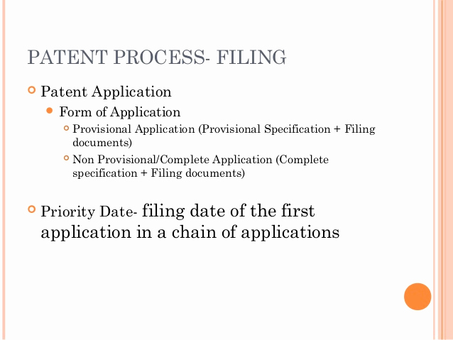 Provisional Patent Application form Lovely Patent & Design Protection