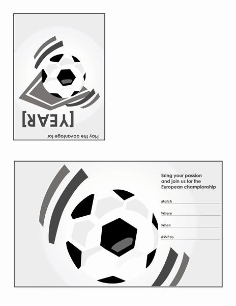 Quarter Fold Card Template Beautiful Download Fold Free Printable Invitations for Microsoft