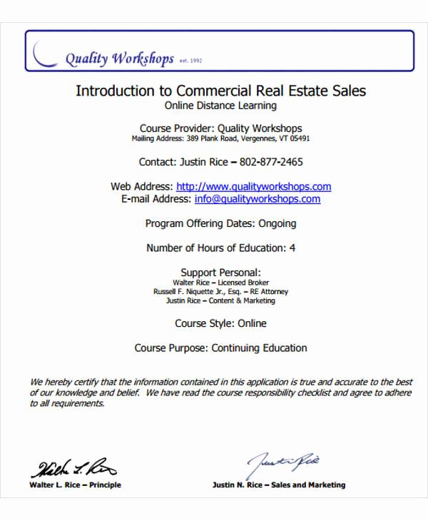 Real Estate Business Plan Template Beautiful Real Estate Sales Plan Template 6 Free Word Pdf format