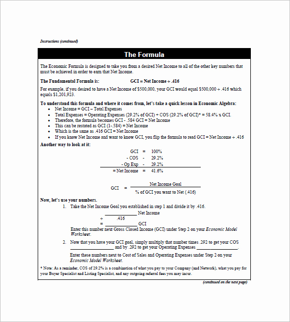 Real Estate Business Plan Template Luxury Real Estate Business Plan Template 16 Free Word Excel