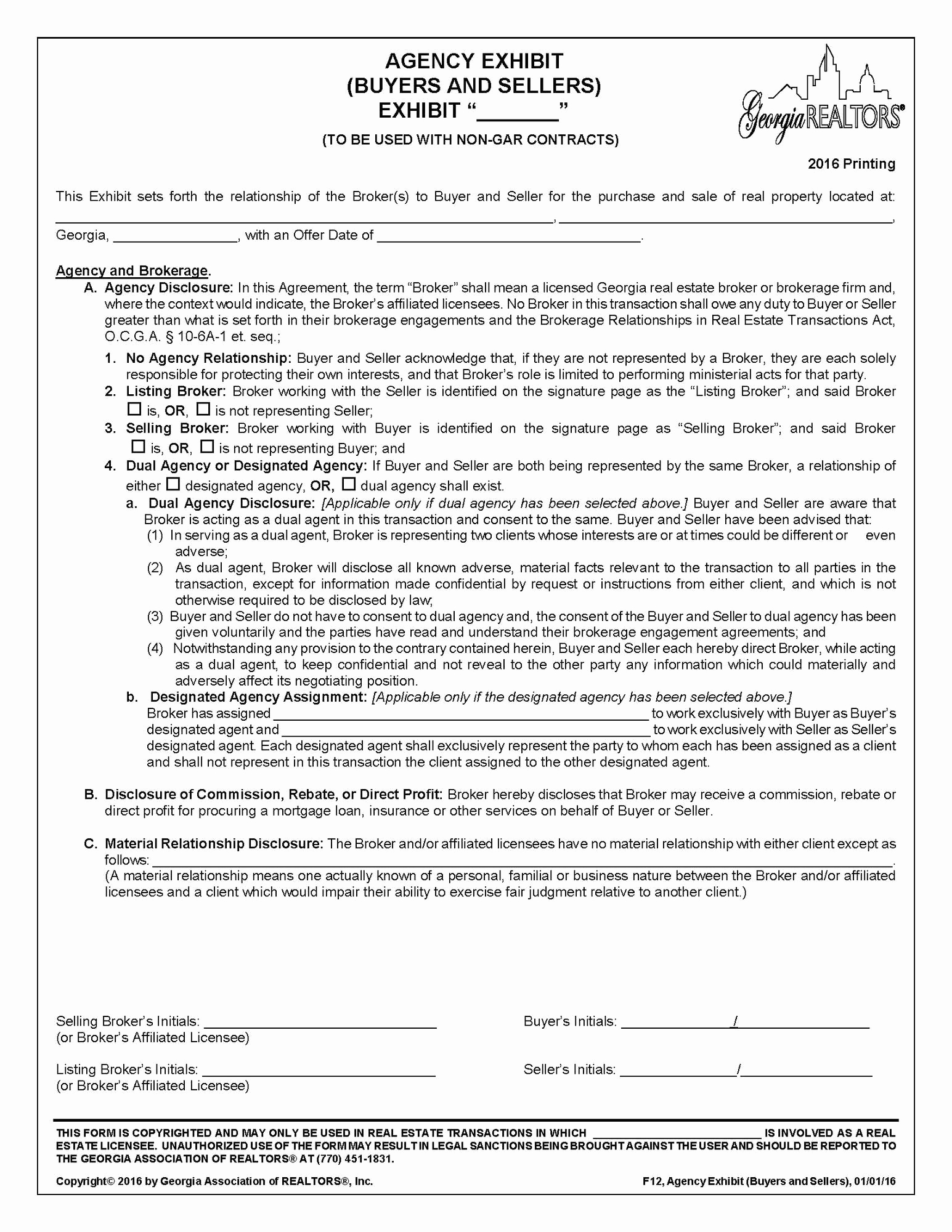 Real Estate Contract form New Real Estate Agents Post A Link to Your State S Agency