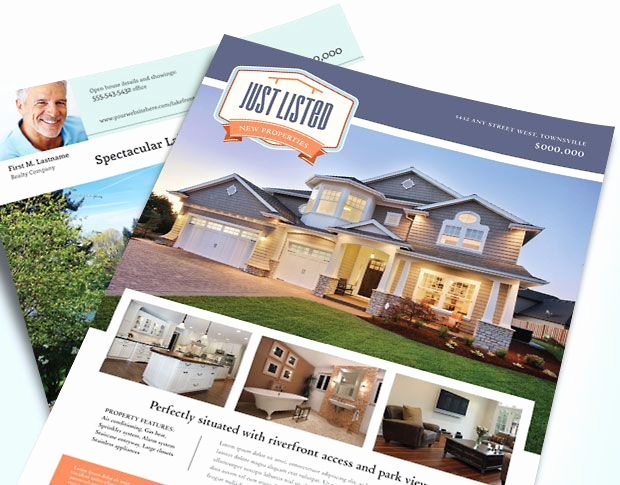 Real Estate Flyer Ideas Awesome Real Estate Flyer Templates that Will Noticed